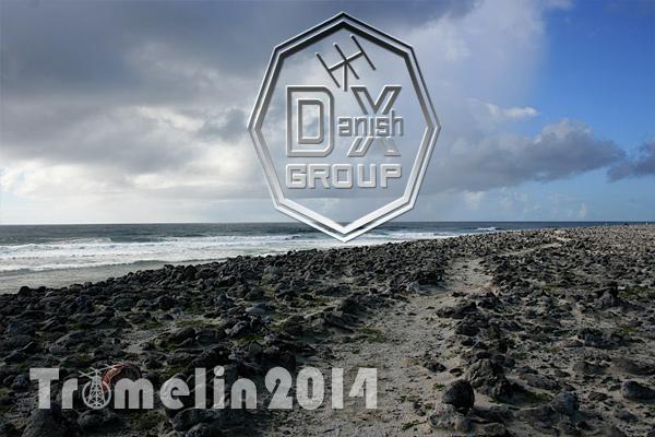 Danish DX Group Logo