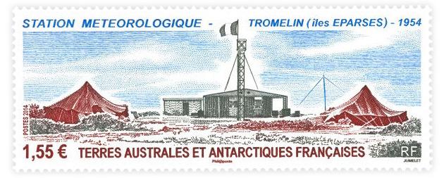 Stamp Tromelin